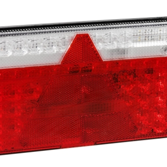LAMPA ZESPOLONA MULTILED 12/24V 7 PIN LEWA